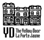 yellow door graphic