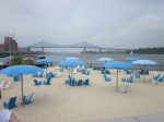 The Beach at Montreal's Vieux Port