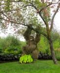 gorilla-Montreal Botanical Gardens-MosaiquesInterculturelles