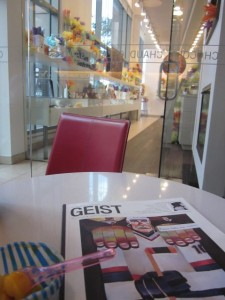 Geist at Suite 88