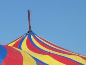 Cirque du Soleil Big Top - Montreal Vieux Port