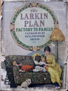 The Larkin Plan Winter-Fall 1919-20