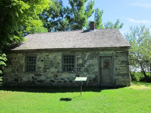 Tibbits Hill Schoolhouse, Brome County