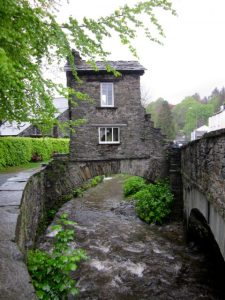 Bridge House, Ambleside, Cumbria, England