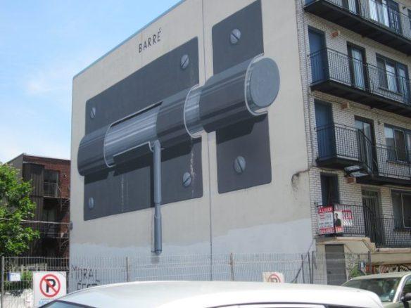 Montreal Mural Festival 2016
