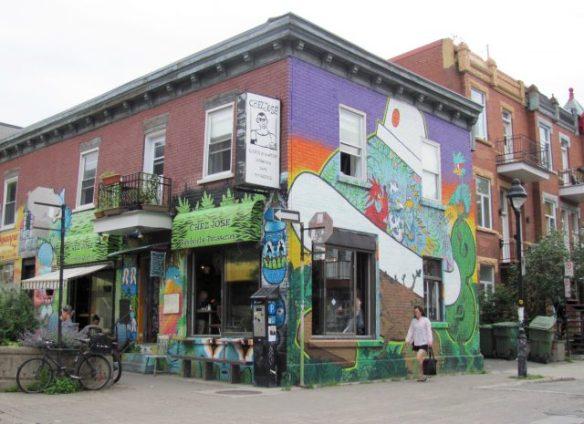 Chez José, Montreal