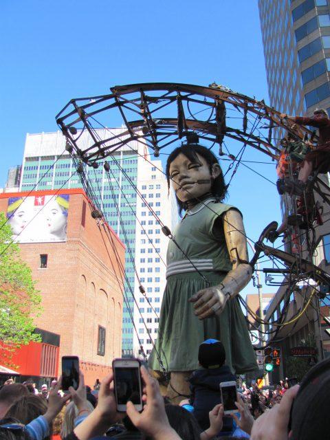 Little Girl Giant - Montreal, 2017