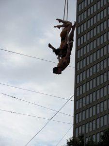 Montreal Cirque Festival 2016 - Jardins Émilie-Gamelin